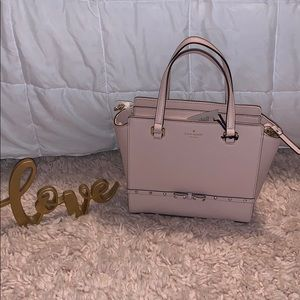 New Light Pink Kate Spade Purse